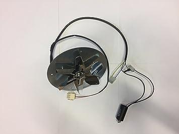 Ventilador Extractor humos Original para estufa de pellet EDILKAMIN Cod. 215130: Amazon.es: Hogar
