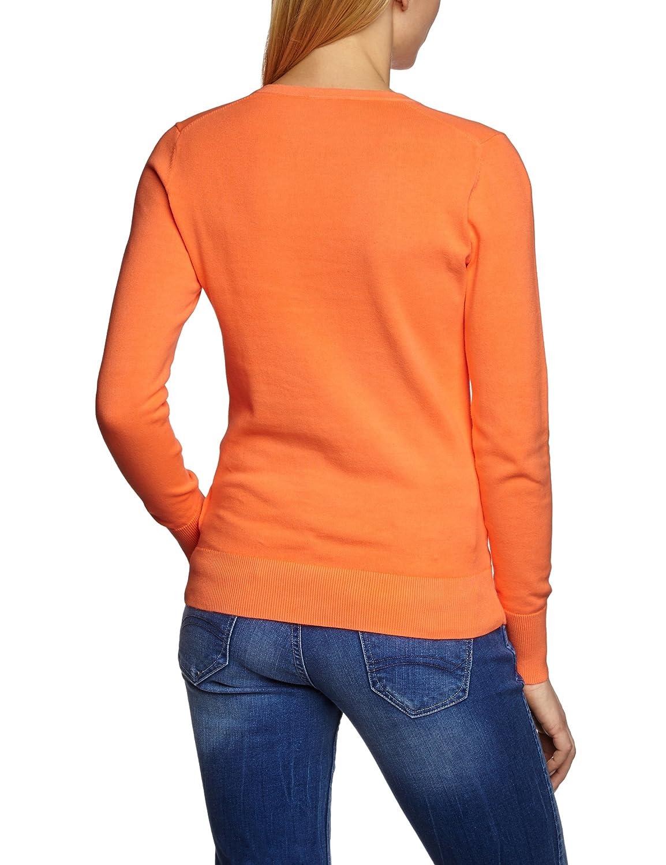 Tommy Hilfiger Damen Pullover Special V NK SWTR 1M87628782, V Ausschnitt