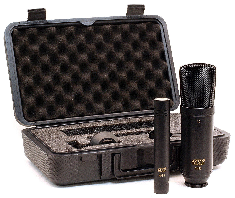 MXL MXL440 Multipurpose Studio Condenser Microphone