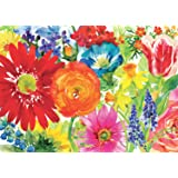 Ravensburger Abundant Blooms 1000 Piece Jigsaw Puzzle for Adults – Every Piece is Unique, Softclick Technology Means Pieces F