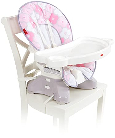 352ee309bd0 Amazon.com   Fisher-Price SpaceSaver High Chair