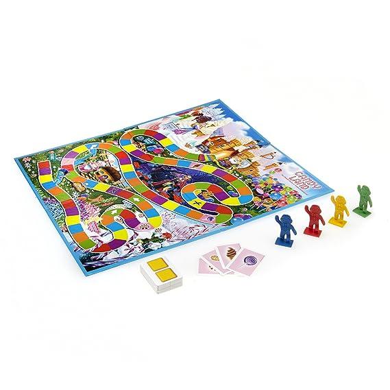 Hasbro Candy Land Juego: Amazon.es: Juguetes y juegos