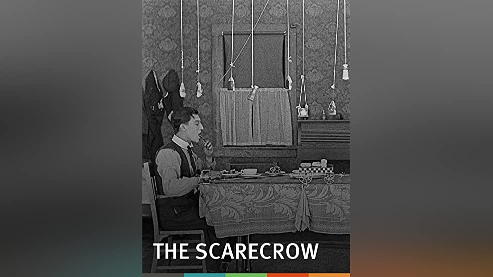 "BUSTER KEATON SHORTS -- Vol #3 -- ""Scarecrow"""