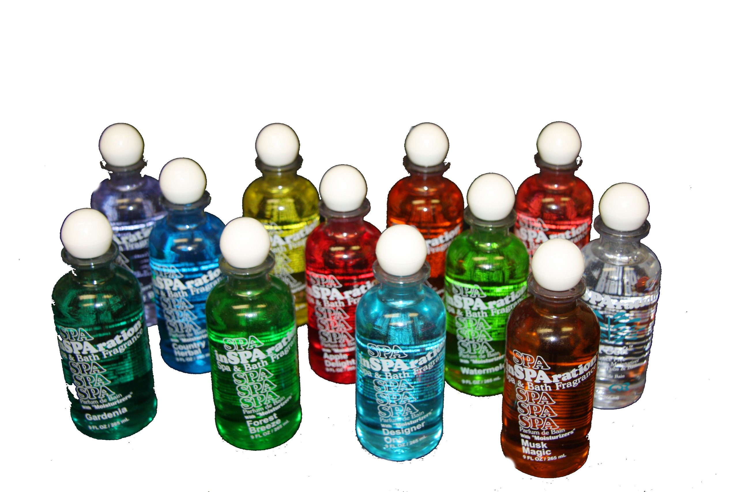 12 pack insparation liquids 9oz assortment C all 12 new spring scents