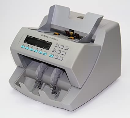 Cummins JetScan 4062 Currency/Note/Bill Scanner/Counter W/Counterfeit  Detection