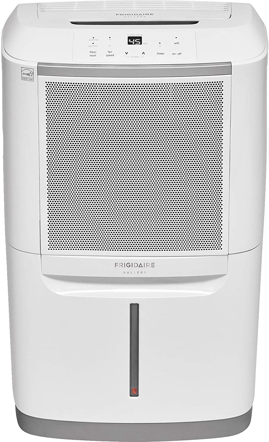 FRIGIDAIRE 70 Pint Dehumidifier with Wi-Fi Controls, White