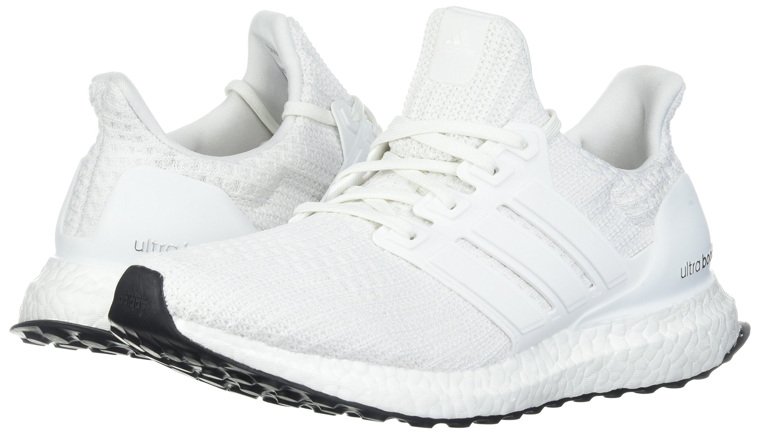 adidas Men's Ultraboost Road Running Shoe, White/White/White, 6.5 M US by adidas (Image #6)