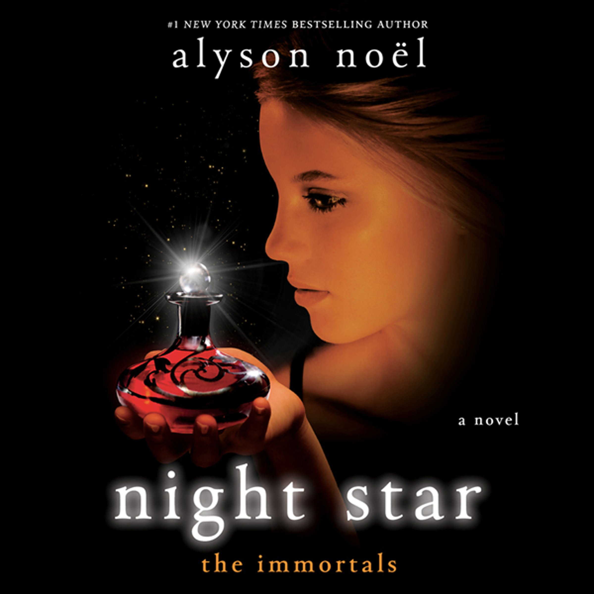 Night Star: The Immortals, Book 5
