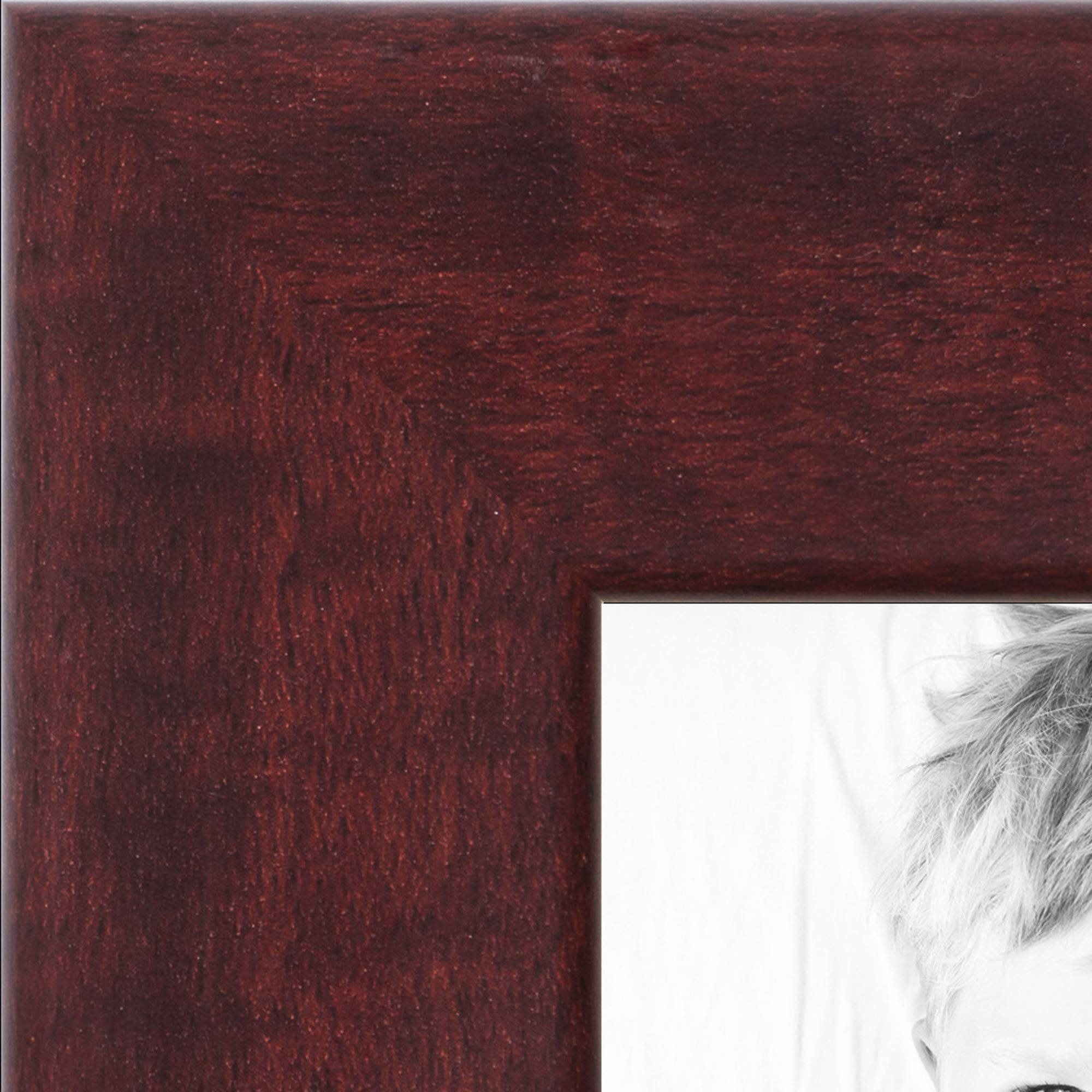 arttoframes 14x20 inch red picture