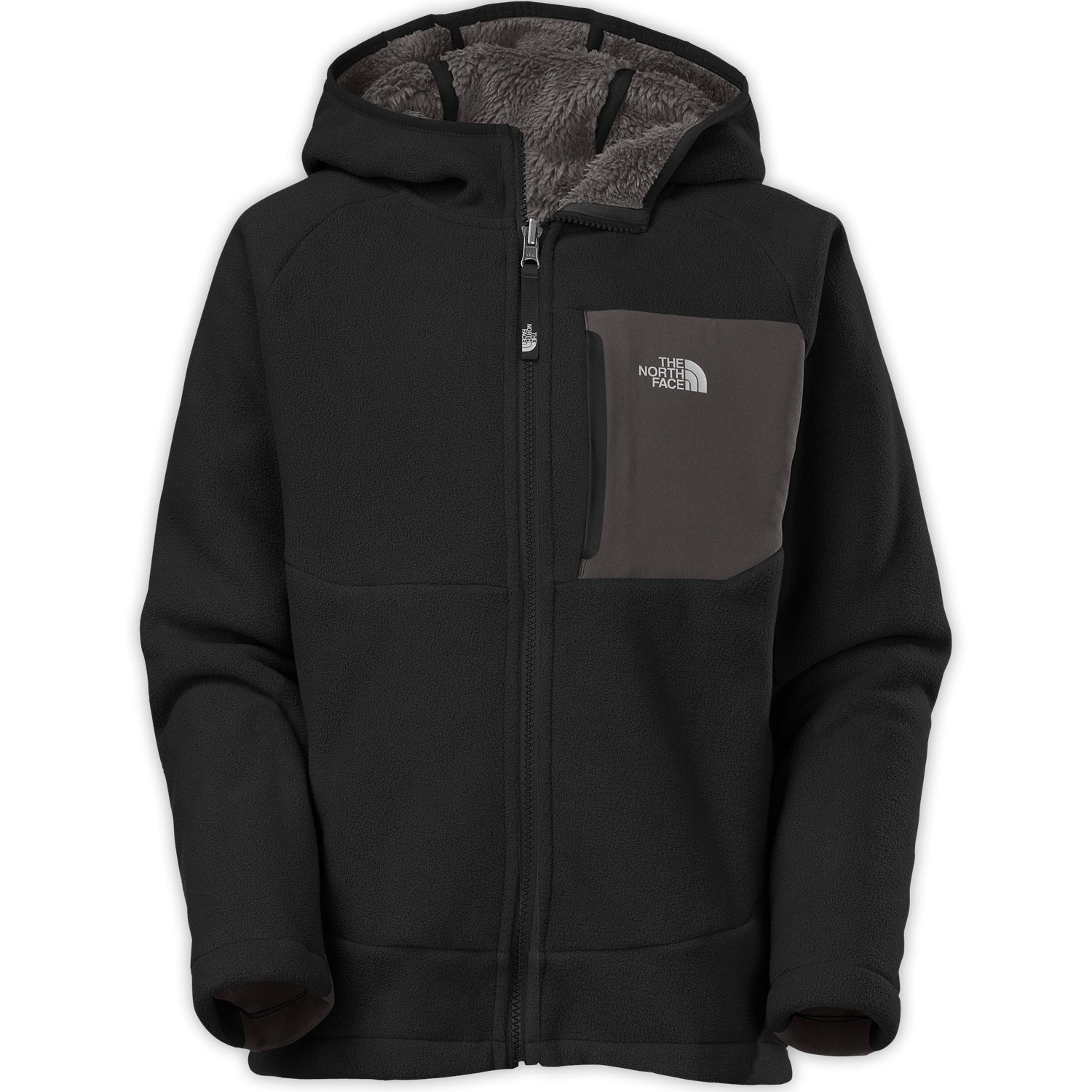 The North Face Boys KidsLittle Chimborazo Hoodie (Little Big Kids) NF00A7AS