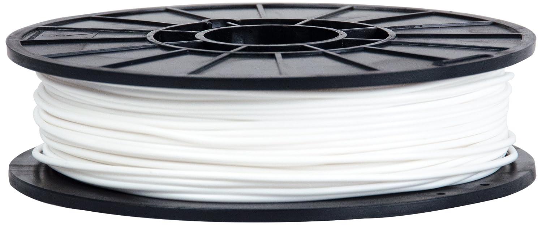 Snow Lulzbot SemiFlex TPE 3D Printer Filament 0.75 kg Reel 3 mm