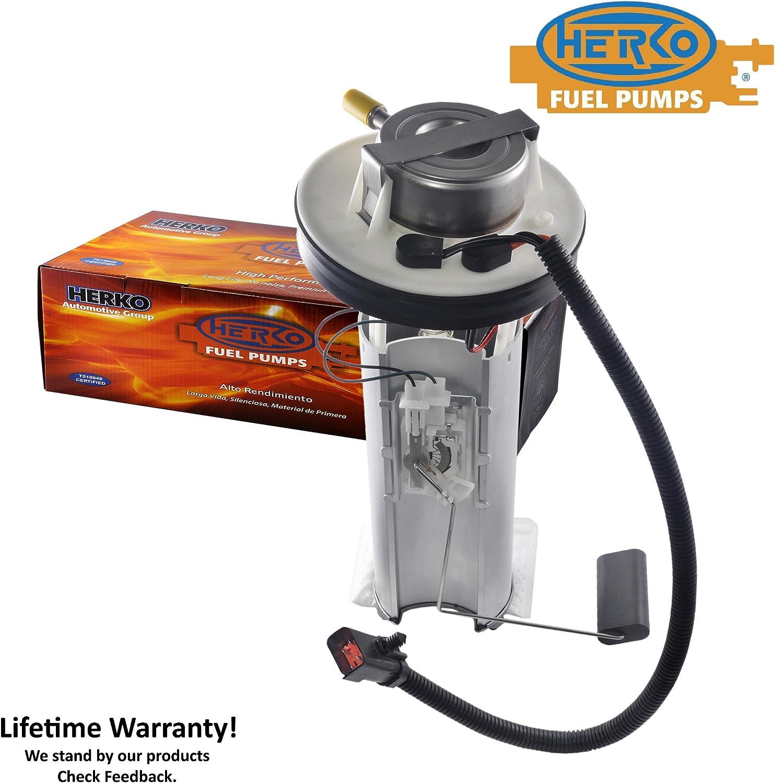 New Herko Automotive Fuel Pump Module 024GE For Jeep Grand Cherokee E7103M