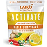 Laird Superfood Activate Lemon - (Jumpstart), 76 Grams