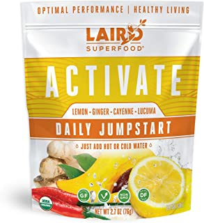 product image for Laird Superfood Organic ACTIVATE Daily Jumpstart, 2.7oz Bag