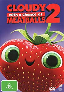 Cloudy With a Chance of Meatballs 2 | NON-USA Format | PAL Region 4 & 2 Import - Australia
