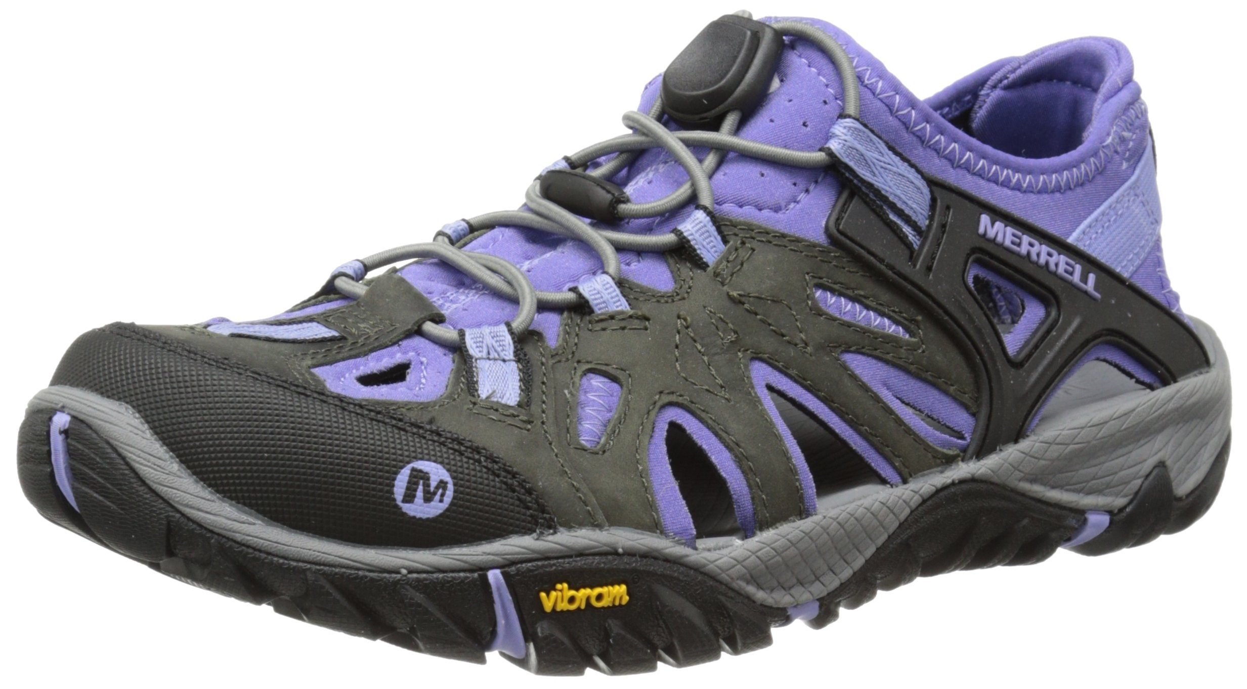 Merrell Women's All Out Blaze Sieve Water Shoe,Castle Rock,8.5 M US