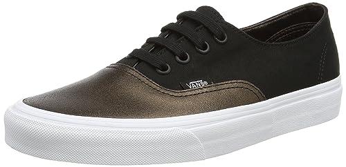 f16a7d4bd4 Vans Women s Ua Authentic Decon Low-Top Sneakers  Amazon.co.uk ...