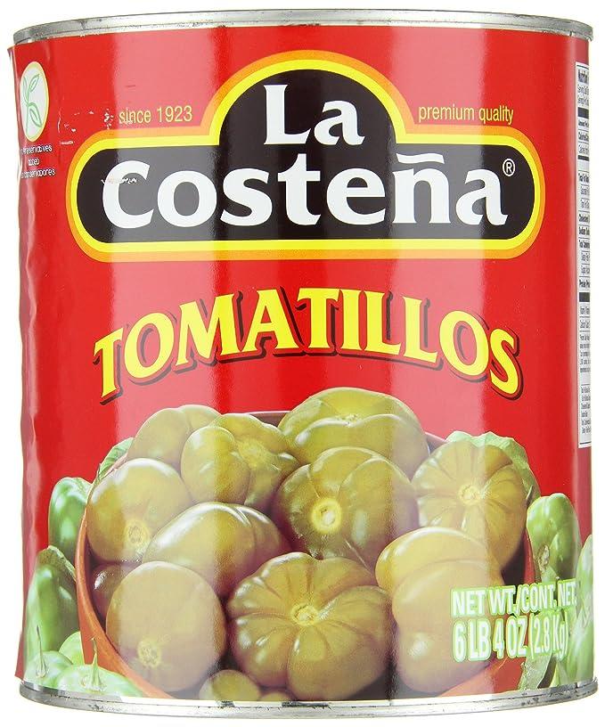 La Costena Green Tomatillo, 100 Ounce: Amazon.com: Grocery & Gourmet Food