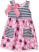 Flap Happy Baby Girls' Simone Secret Pocket Dress