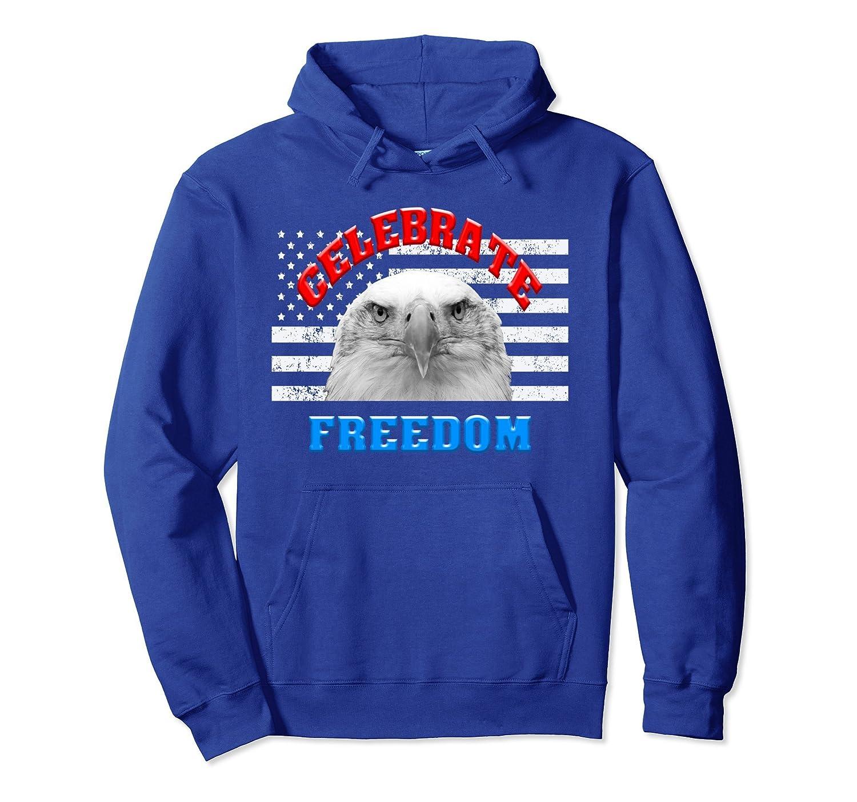 4th Of July Hoodie Women Men Kids Patriotic Flag Bald Eagle- TPT
