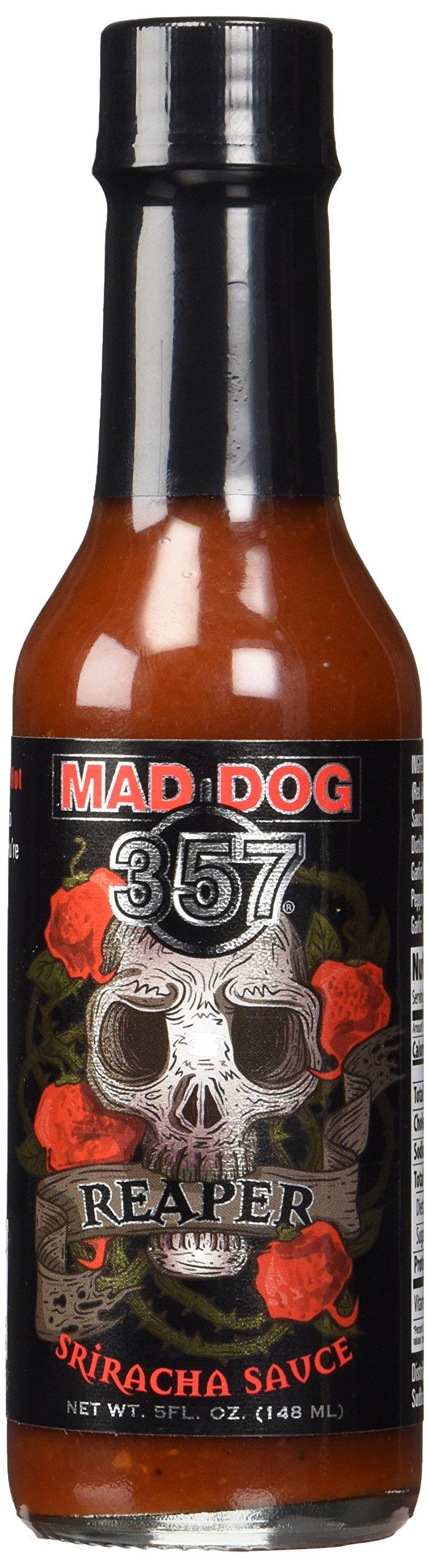 Mad Dog 357 Reaper Sriracha Sauce 5oz