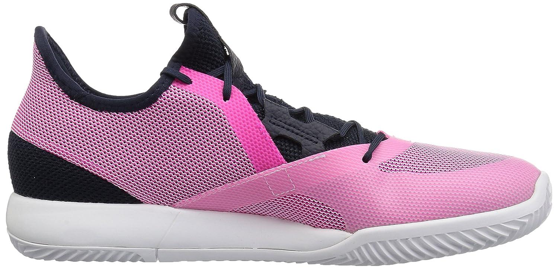 buy popular c8f7e 58360 Amazon.com  adidas Originals Womens Adizero Defiant Bounce Tennis Shoes   Shoes