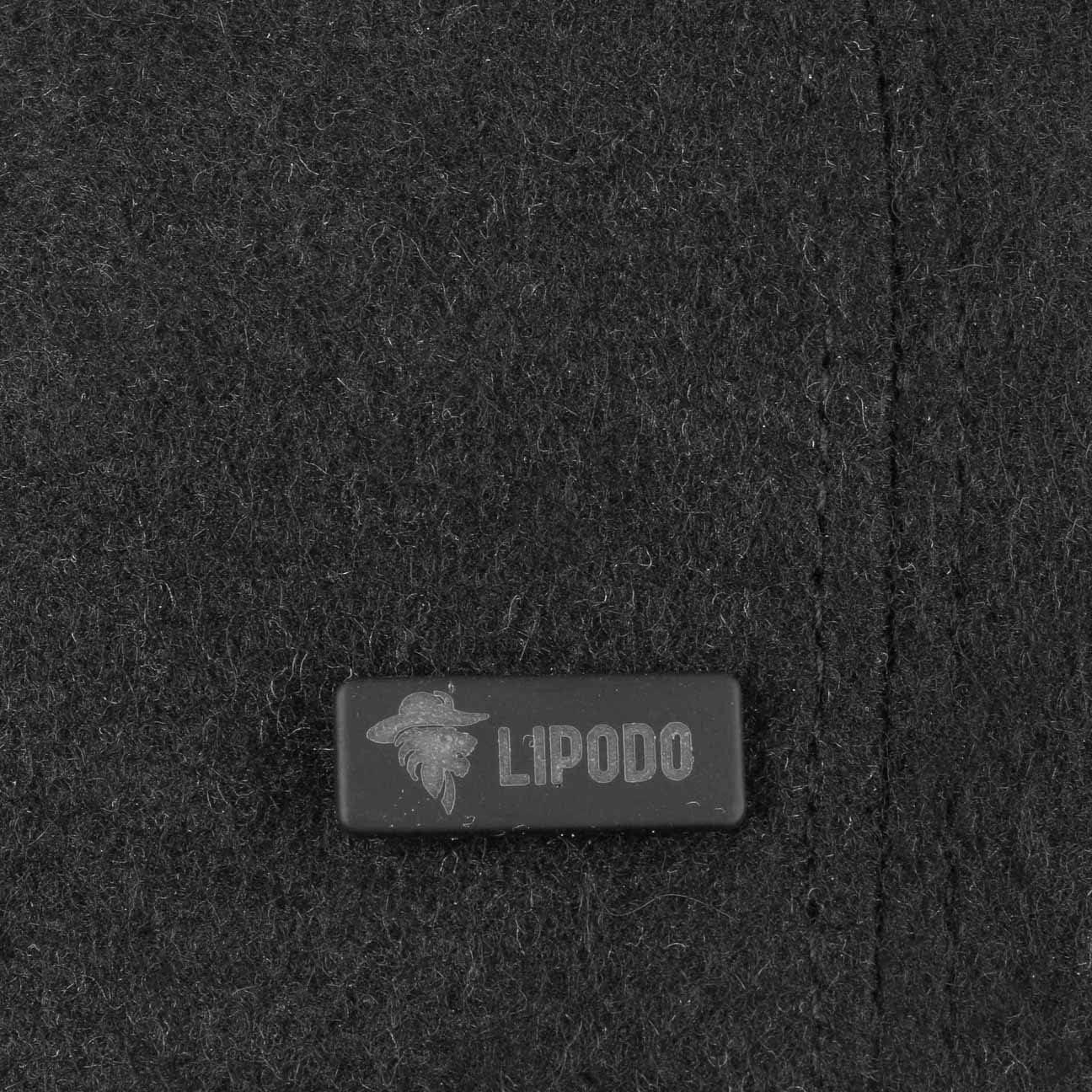 Berretto Sportivo l/'Inverno Berretto Piatto con Visiera Taglie 56 cm Nero Lipodo Coppola Sportiva Marrone Coppola per Lui e per Lei