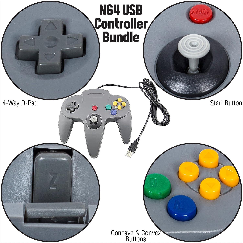 Nintendo 64 Av Cable Wiring Diagram Wii Multi Pinout Nfg Original
