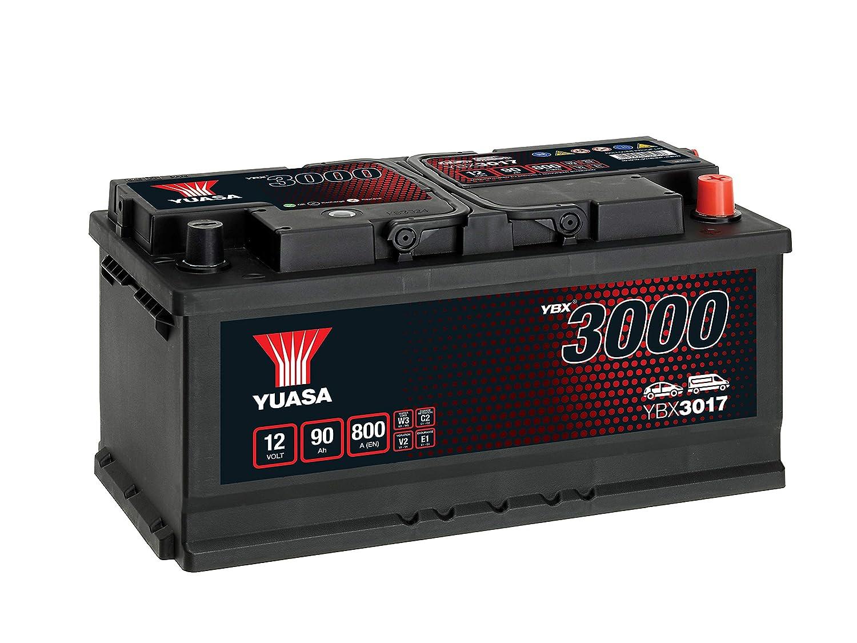Yuasa YBX3017/SMF starter batteria