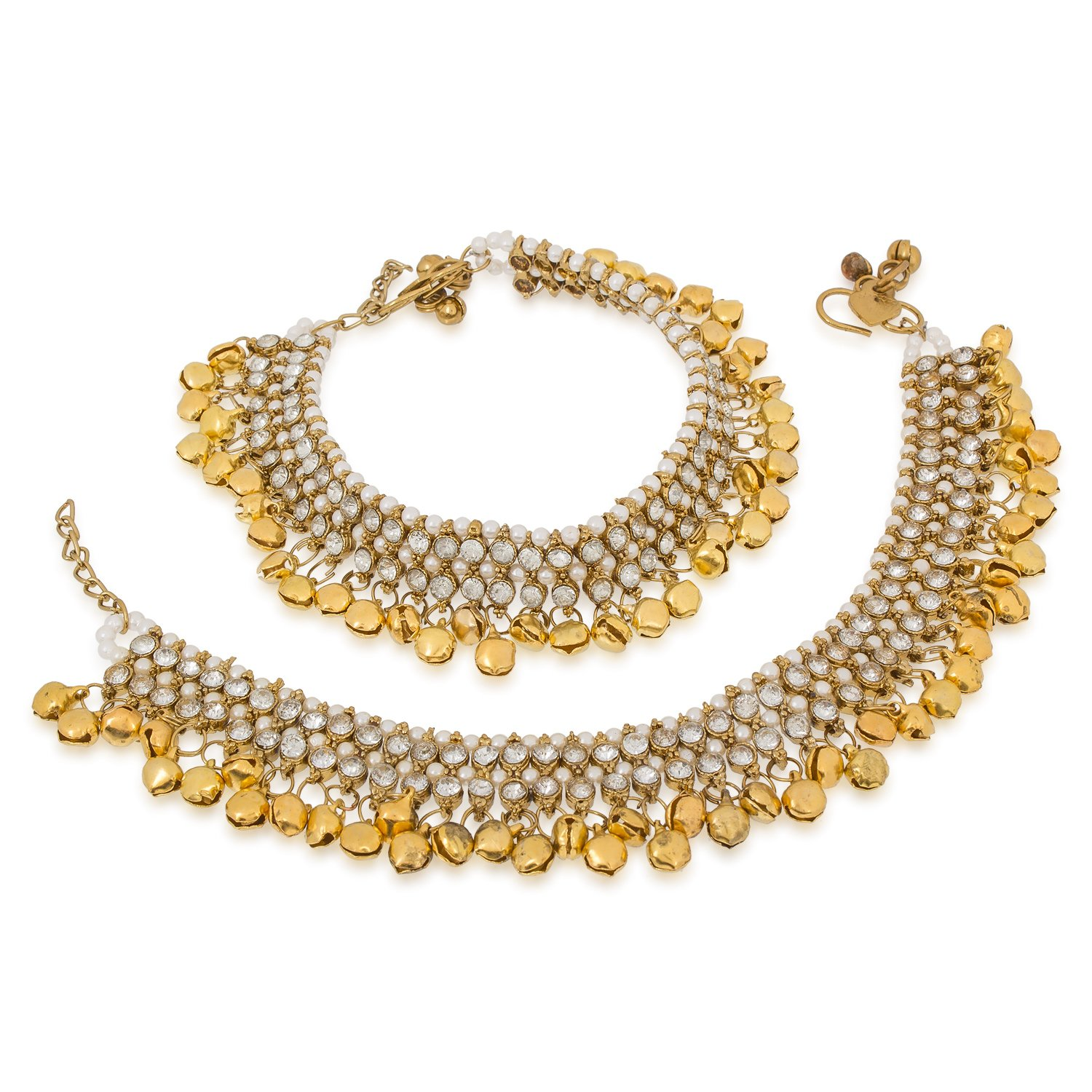 occasion designer wedding for gold online diamonds gifts buy mhaaaaabkhrk malabar anklet women