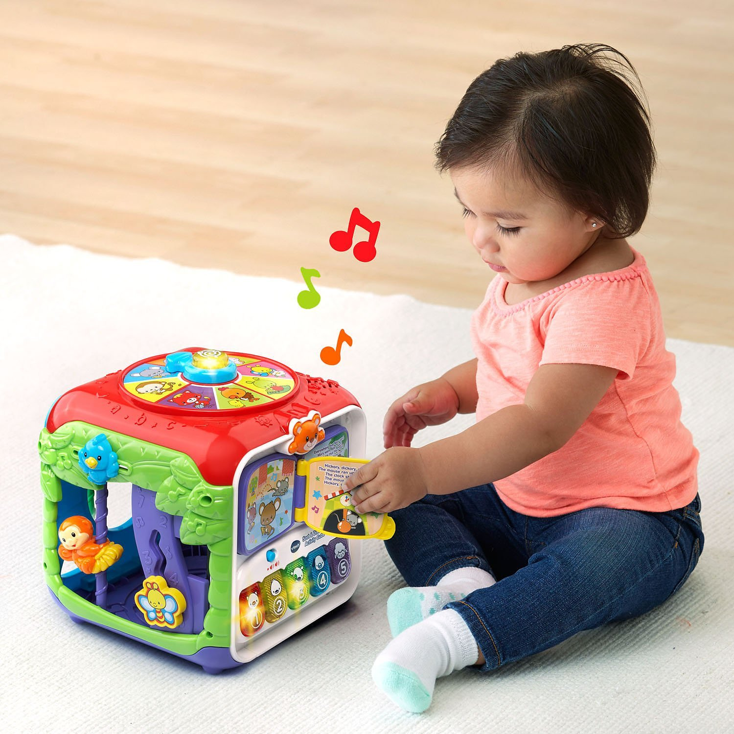 VTech Sort and Discover Activity Cube Toddlers