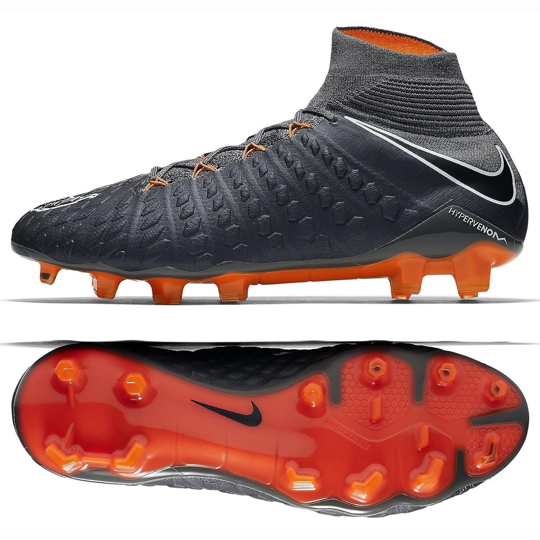 Nike Herren Hypervenom Phantom Iii Elite Df Fg Fußballschuhe ...