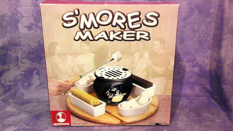 ROSHCO SMORES MAKER, INDOOR OR OUTDOOR/ Model CM10402