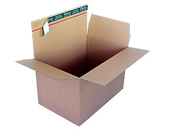 progressPACK - Premium PP K14.07 - Caja de envío (cartón ondulado, DIN