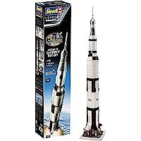 Revell- Apollo 11 Saturn V Rocket, Escala 1:96
