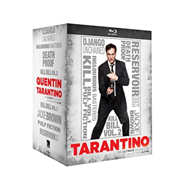 Quentin Tarantino: Ultimate Collection
