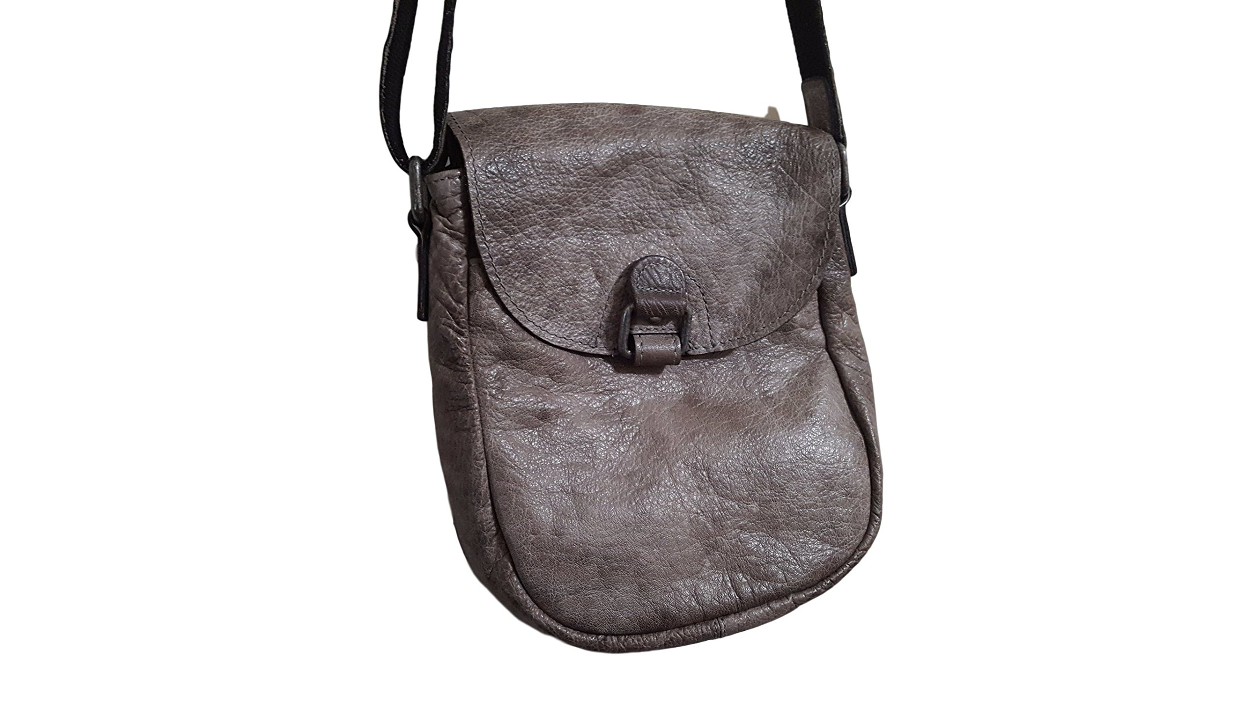 Jack Georges Voyager Collection Horseshoe Crossbody