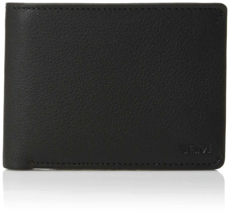 TUMI Men's Nassau Double Billfold Wallet