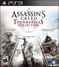 Assassin's Creed Americas Collection - PlayStation 3 - Standard Edition