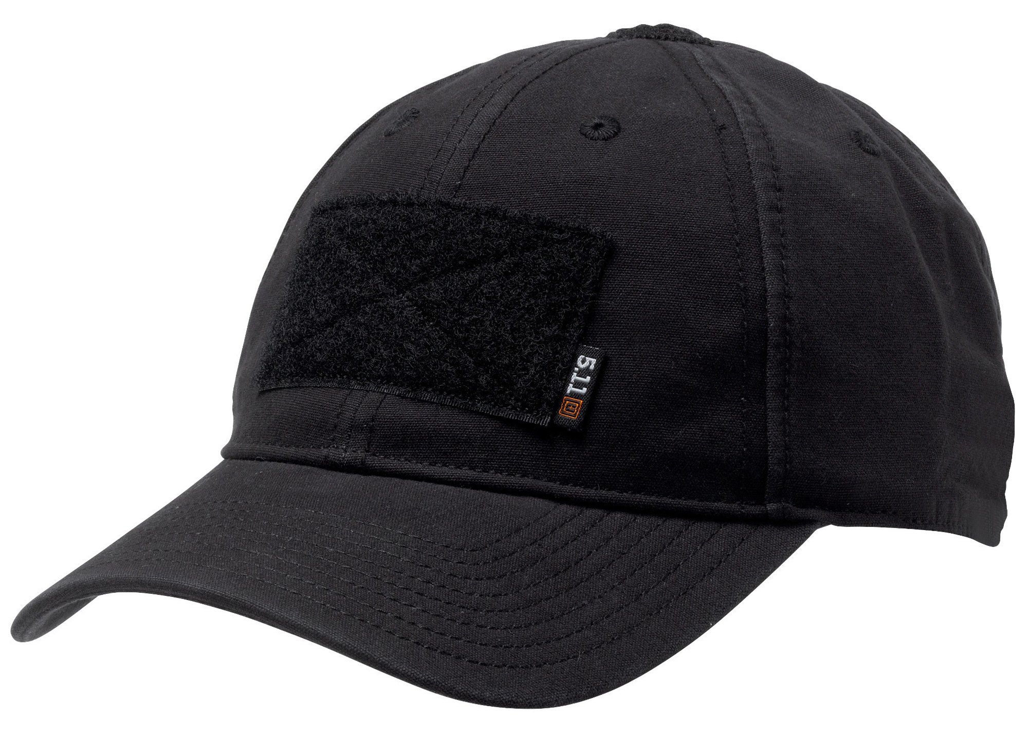 5.11 Tactical Flag Bearer Cap, Black, One Size