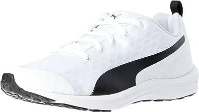 PUMA Women's Evader Xt V2 Ft WNS, White- Black, Running Shoes