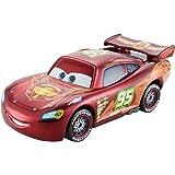 Disney Pixar Cars Neon Racers 1:55 Scale Die-cast Lightning McQueen
