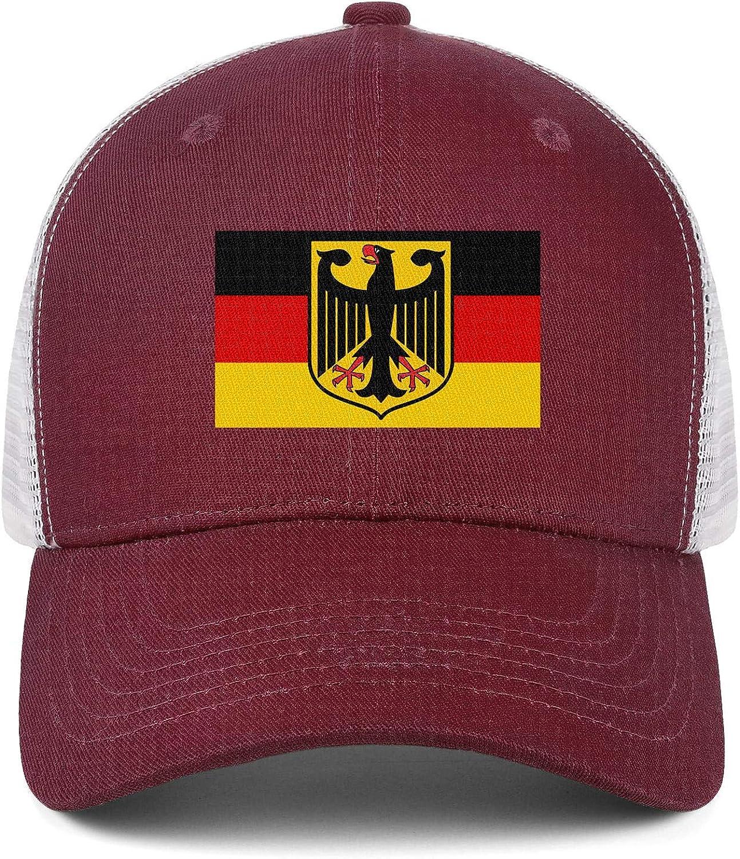 Unisex Vintage Mesh Cap Snapback Classic Trucker Hat