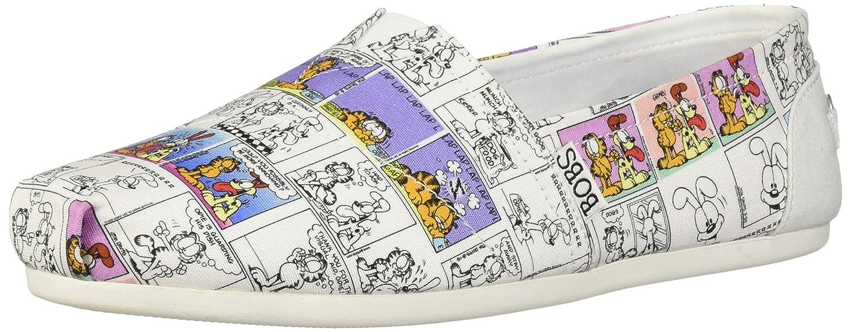 Skechers Women's Plush-Cartoons Forever Ballet Flat B078C9YM9Z 9 M US|Wmlt