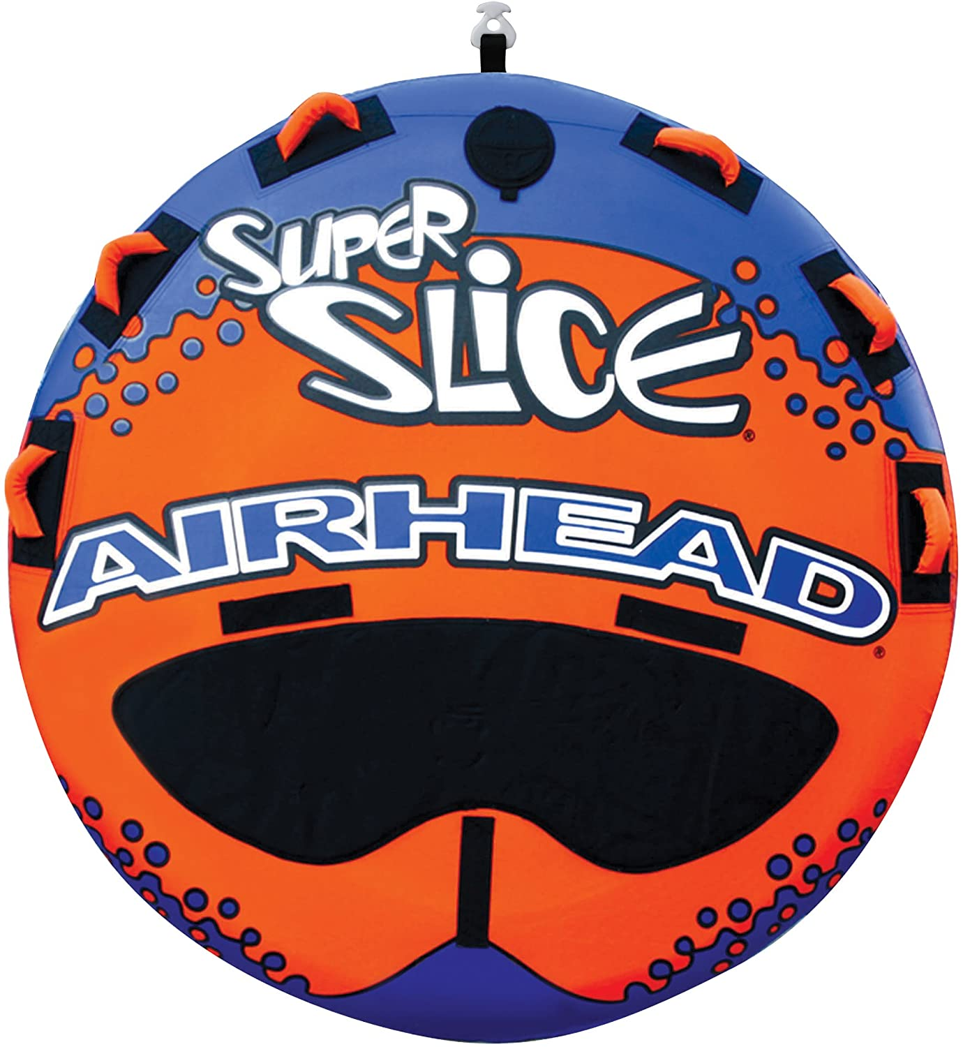 Airhead Super Slice| 1-3 Rider Towable Tube for Boating