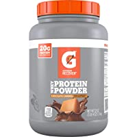 Gatorade Whey Protein Powder Chocolate Caramel 52oz