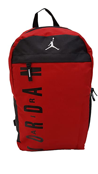 739f4161db5a Amazon.com  Nike Jordan Jumpman Youth Backpack (One Size