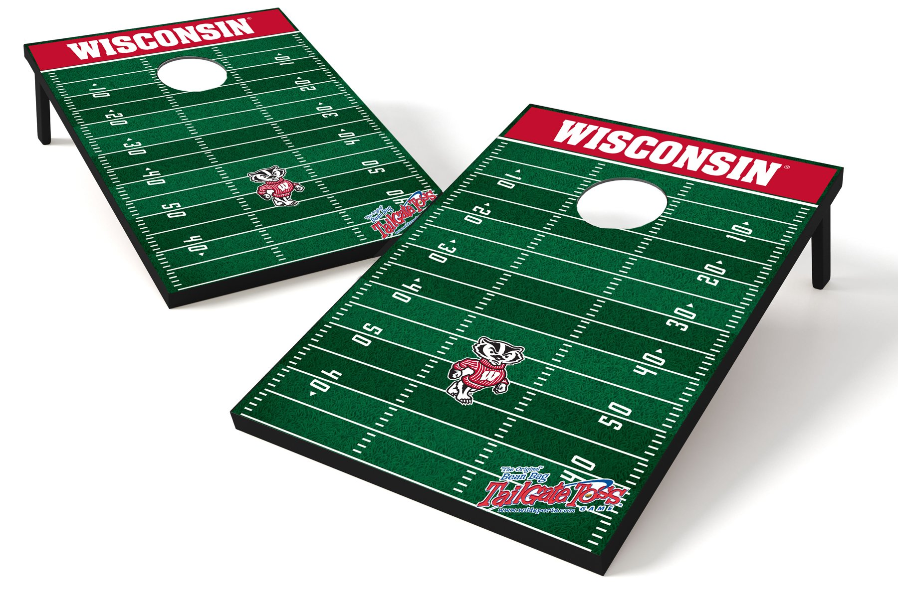NCAA College Wisconsin Badgers Tailgate Toss Game