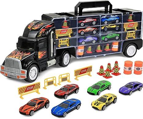 Amazon.com: Click N Play Transportín de Coche Camión ...
