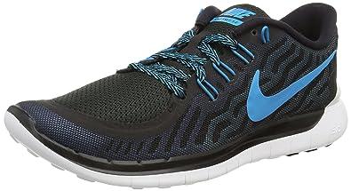 724382 014 Nike Free 5.0 Mens Running Shoes Black